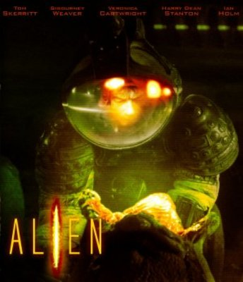 Alien movie poster (1979) poster MOV_4f14c492