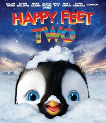 Happy Feet Two movie poster (2011) poster MOV_4f154f06