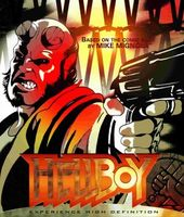 Hellboy movie poster (2004) picture MOV_4f1be17b