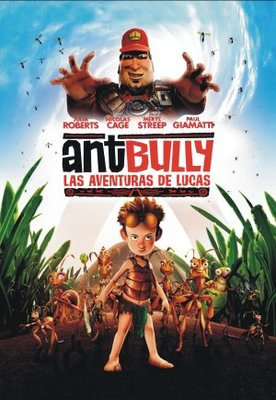The Ant Bully movie poster (2006) poster MOV_4f1ecd25
