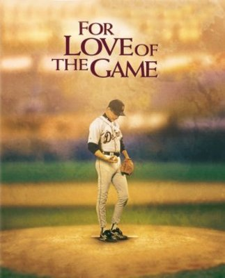 For Love of the Game movie poster (1999) poster MOV_4f211005