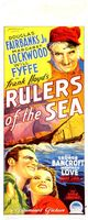 Rulers of the Sea movie poster (1939) picture MOV_4f227cc0