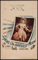 Shine on Harvest Moon movie poster (1944) picture MOV_4f28df35