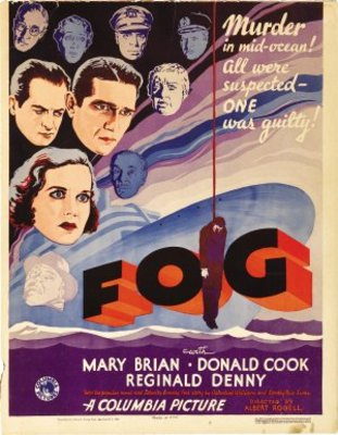 Fog movie poster (1933) poster MOV_4f29c238
