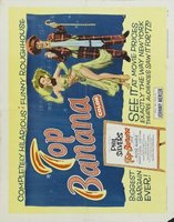 Top Banana movie poster (1954) picture MOV_4f2dfa49