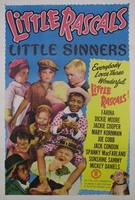 Little Sinner movie poster (1935) picture MOV_4f2e20b2