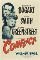 Conflict movie poster (1945) picture MOV_4f377a0a