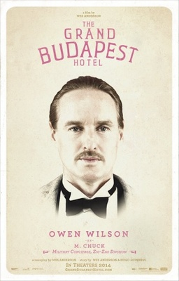 The Grand Budapest Hotel movie poster (2014) poster MOV_4f37a734