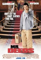 Mr Deeds movie poster (2002) picture MOV_4f3e1038