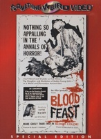 Blood Feast movie poster (1963) picture MOV_4f408daa