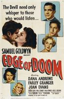 Edge of Doom movie poster (1950) picture MOV_4f4430ad