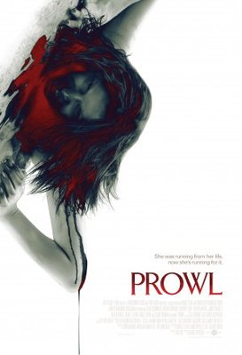 Prowl movie poster (2010) poster MOV_4f45fa7d