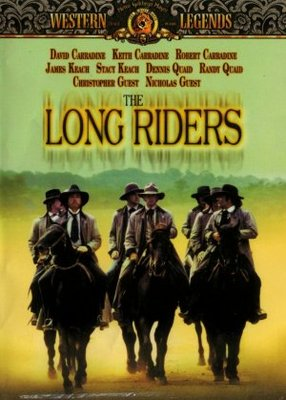The Long Riders movie poster (1980) poster MOV_4f47b772