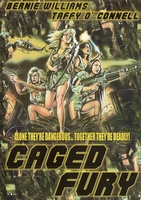 Caged Fury movie poster (1983) picture MOV_4f4a9362