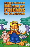 Garfield and Friends movie poster (1988) picture MOV_2f9a231b