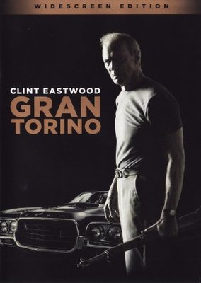 Gran Torino movie poster (2008) poster MOV_4f544bb8