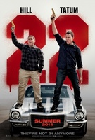 22 Jump Street movie poster (2014) picture MOV_4f6b5062