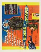 Riders to the Stars movie poster (1954) picture MOV_4f6ebe39
