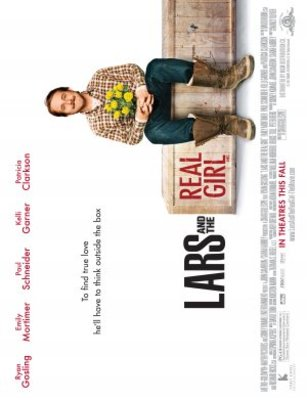 Lars and the Real Girl movie poster (2007) poster MOV_4f6fa248