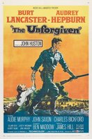 The Unforgiven movie poster (1960) picture MOV_4f738b20