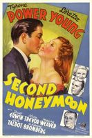 Second Honeymoon movie poster (1937) picture MOV_4f7a5f6d