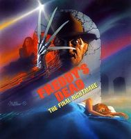 Freddy's Dead: The Final Nightmare movie poster (1991) picture MOV_4f823952