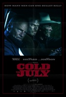 Cold in July movie poster (2009) picture MOV_4f85ed36