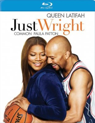 Just Wright movie poster (2010) poster MOV_4f991964