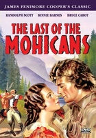 The Last of the Mohicans movie poster (1936) picture MOV_4fa5a94e