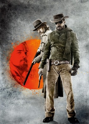 Django Unchained movie poster (2012) poster MOV_4fa5b715