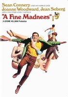 A Fine Madness movie poster (1966) picture MOV_4fa7b07c