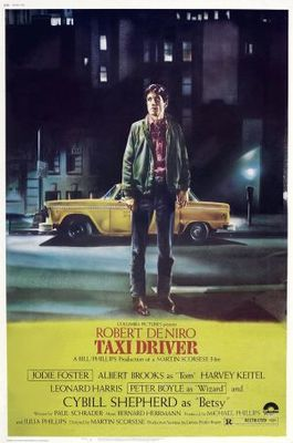 Taxi Driver movie poster (1976) poster MOV_4fa8e7c3