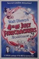 4th of July Firecrackers movie poster (1943) picture MOV_4fad7a8e