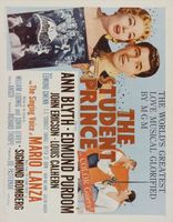 The Student Prince movie poster (1954) picture MOV_4fb2b707