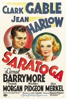 Saratoga movie poster (1937) picture MOV_4fb96936