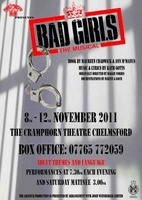 Bad Girls: The Musical movie poster (2009) picture MOV_4fbeca16
