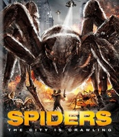 Spiders 3D movie poster (2011) picture MOV_4fc20e91