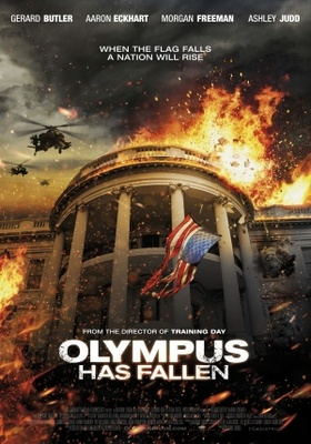 Olympus Has Fallen movie poster (2013) poster MOV_4fc79d10