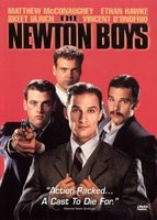 The Newton Boys movie poster (1998) picture MOV_4fd4eb54