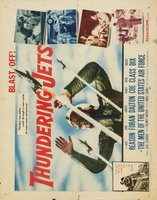 Thundering Jets movie poster (1958) picture MOV_4fd66a36