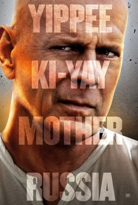 A Good Day to Die Hard movie poster (2013) poster MOV_4fd861e5