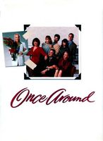 Once Around movie poster (1991) picture MOV_4fdb1741