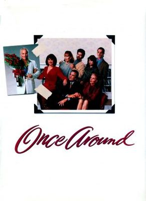 Once Around movie poster (1991) poster MOV_4fdb1741