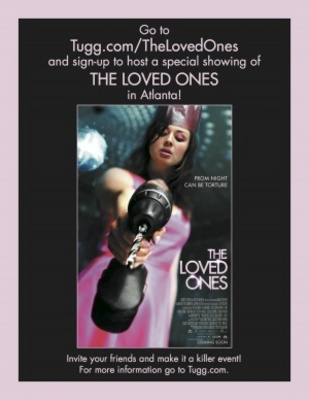 The Loved Ones movie poster (2009) poster MOV_4fe09d13