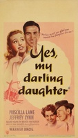 Yes, My Darling Daughter movie poster (1939) picture MOV_4fe9b933