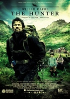 The Hunter movie poster (2011) picture MOV_f0da205e