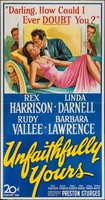 Unfaithfully Yours movie poster (1948) picture MOV_4ff5cbf8