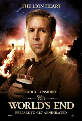 The World's End movie poster (2013) poster MOV_4ff8d71a