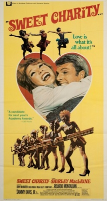 Sweet Charity movie poster (1969) poster MOV_4ffbabbf