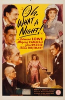 Oh, What a Night movie poster (1944) picture MOV_4ffee8fe
